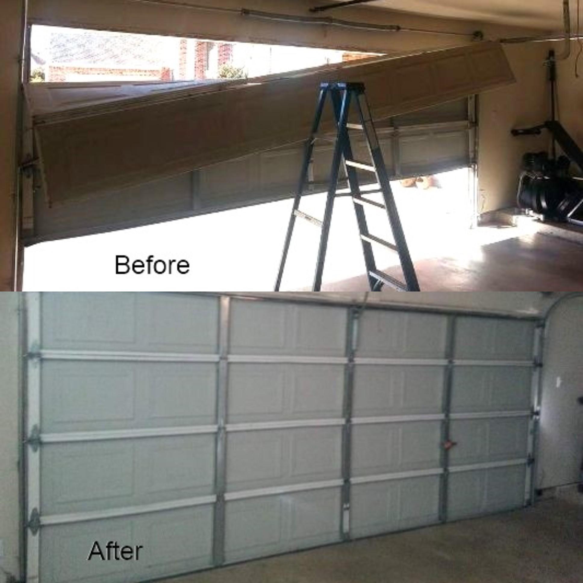 Tanners Garage Doors